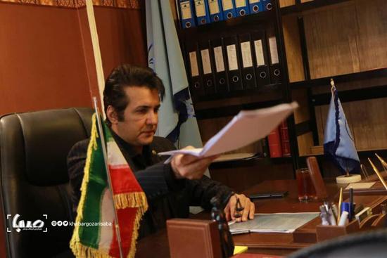 حسام نواب صفوی ۲۵خرداد به دادگاه میرود