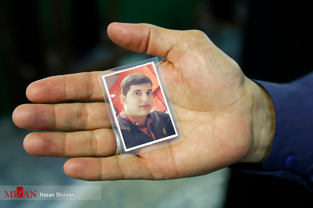 بازیگر معروف در دادگاه +عکس