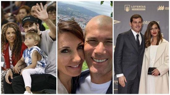 رونالدو، پیکه و زیدان روز عروسی راموس کجا بودند؟