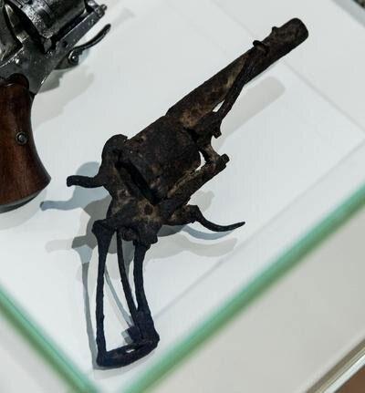 مهمترین اسلحه تاریخ هنر حراج میشود+عکس