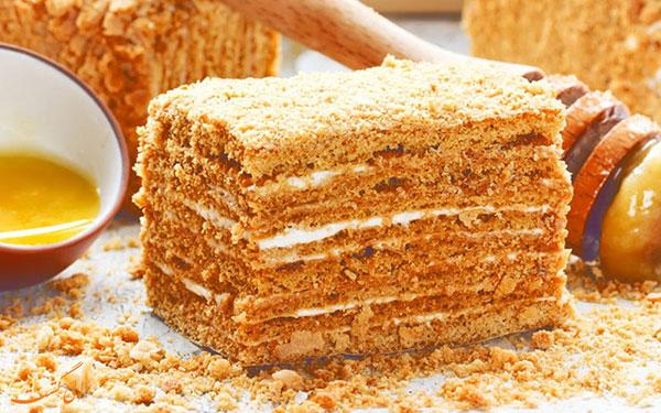 شیرینی های معروف روسیه | Famous Russian sweets