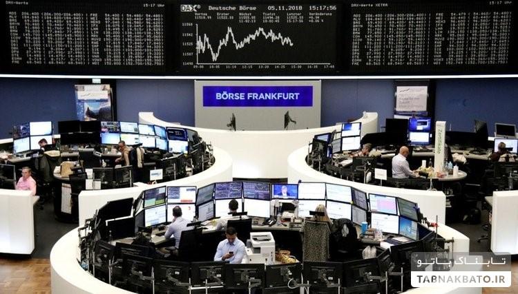 ایران بازارهای سهام اروپایی را تحت تأثیر قرار داد