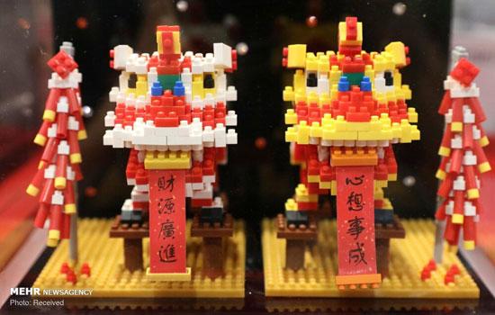 جشنواره اسباببازی در هنگکنگ +عکس