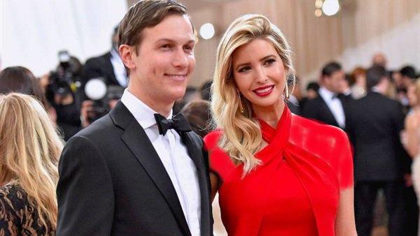 درآمد ایوانکا ترامپ و همسرش کوشنر پس از ریاست جمهوری ترامپ