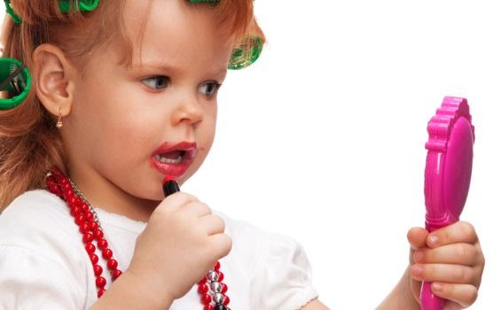 لوازم بهداشتی و آرایشی چه بلایی سر کودکان می آورد؟