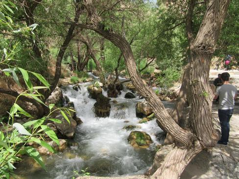 دربندصحنه کرمانشاه