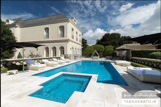 فروش بزرگترین قصر در لس آنجلس با قیمتی باورنکردنی!