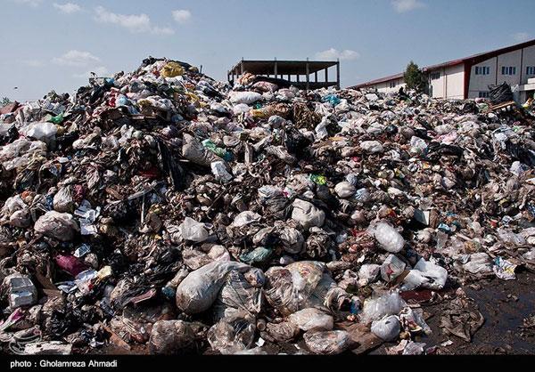 دردناک؛ کوه زباله در ساحل زیبای محمودآباد+عکس