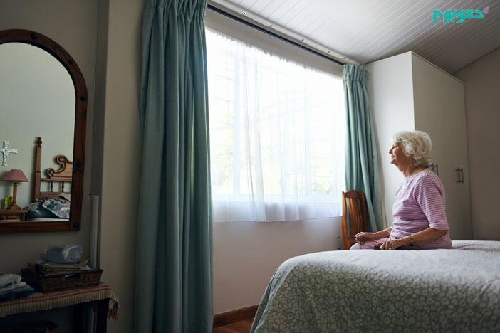 طراحی دکوراسیون داخلی برای افراد مبتلا به آلزایمر