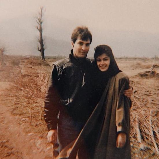عکسِ ایرج نوذری در ۳۰سال پیش