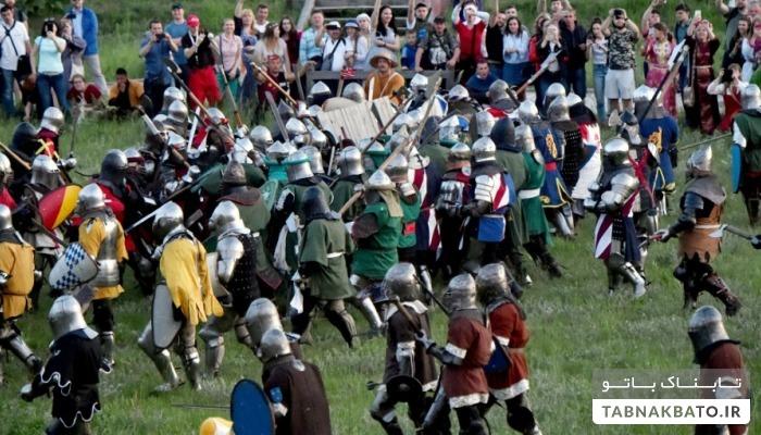بازگشت جنگهای قرون وسطایی به اوکراین