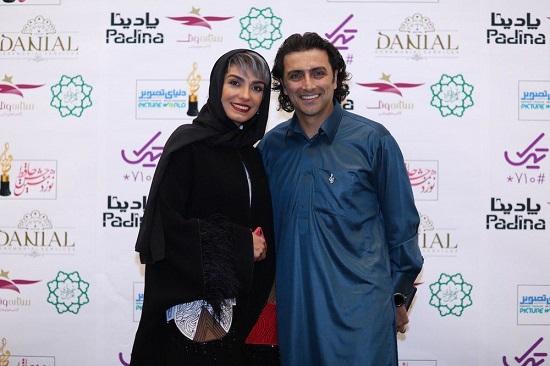 چهرههای حاضر در جشن حافظ (۲)+عکس