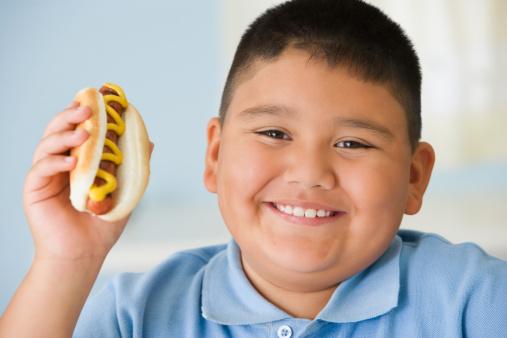 پیامدهای ناگوار چاقی در خردسالان