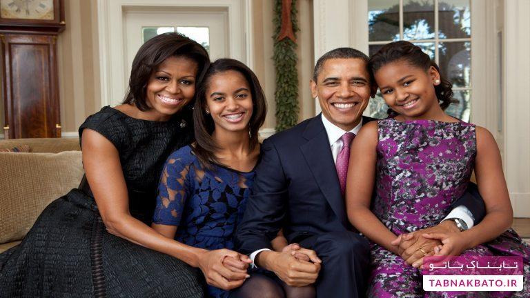 قوانین سخت برای دختران اوباما در کاخ سفید چه بود؟