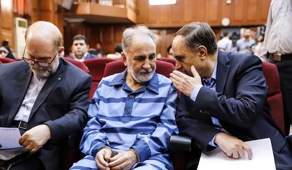 نجفی با چهره جدید در دادگاه قتل میترا استاد +عکس
