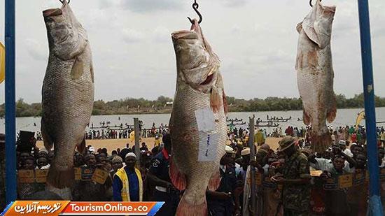 فستیوال عجیب و غریب در نیجریه+عکس