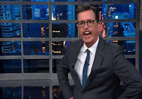حرفهای عجیب پسر ترامپ، سوژه خندهی کمدین معروف
