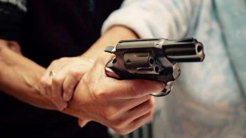 نجات از دزدان مسلح در چند ثانیه