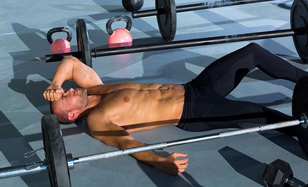 چرا بعد از ورزش، بیشازحد خسته میشویم؟!