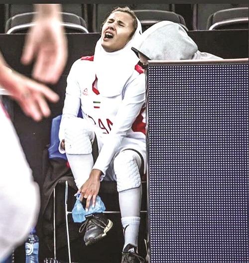عکس جنجالی و حاشیه برای دختران بسکتبال