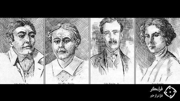 این خانواده نجیب زاده ۴ قاتل بالفطره داشت + عکس