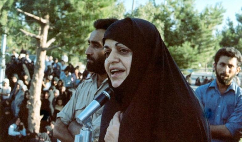 همسر لبنانی شهید چمران +تصاویر