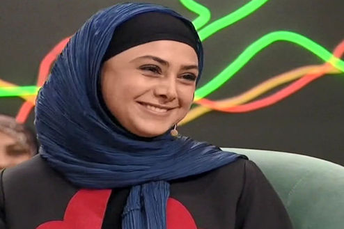 آزاده صمدی مجددا ازدواج کرد؟! +عکس