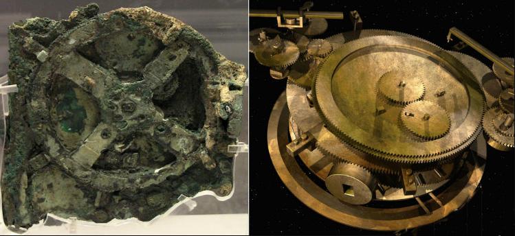 نخستین کامپیوتر آنالوگ باستانی جهان +عکس