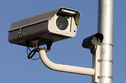 انتقام عجیب راننده از دوربین ثبت سرعت پلیس