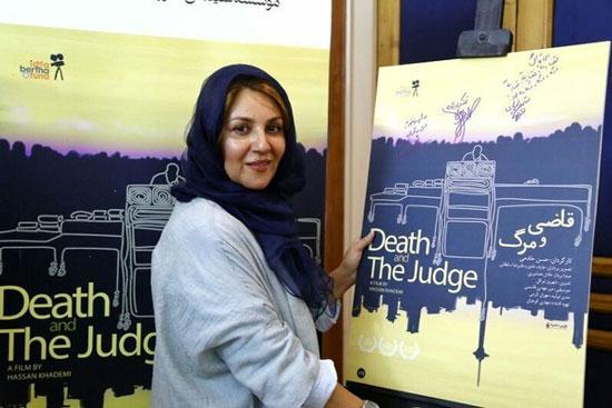 ستاره اسکندری بعد از حاشیههای اخیر در تهران+عکس