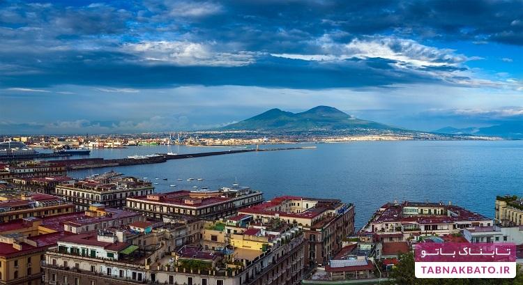 شهری که ماکارونی ایتالیا را به شهرت جهانی رساند!