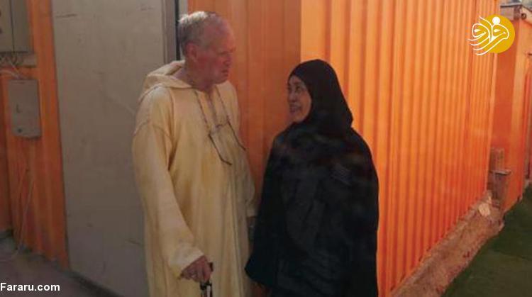 بدل جورج بوش مسلمان شد و به حج رفت+عکس