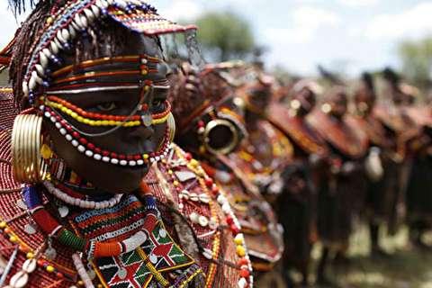 سنت باور نکردنی قبایل آفریقایی