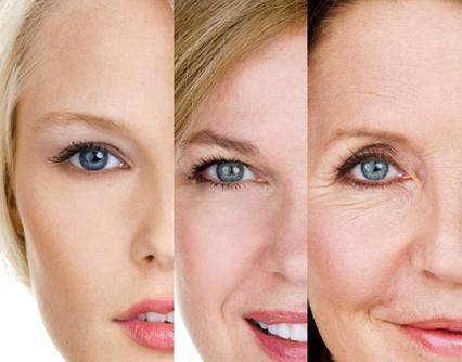 مراقبت های پوستی برای سنین مختلف