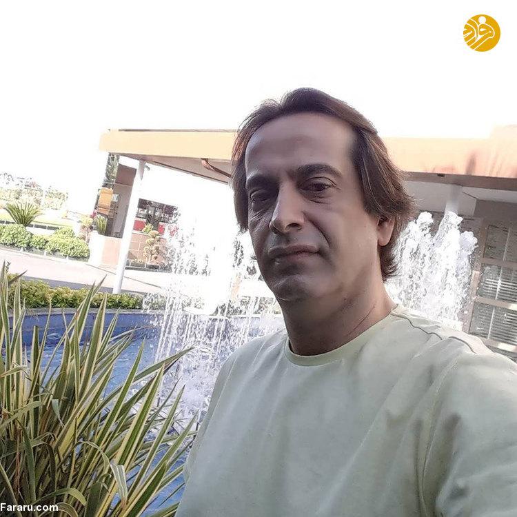 بازیگر شبکه جم: برای بازگشت به ایران لحظهشماری میکنم +عکس