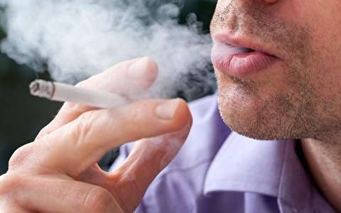 تنبیه عجیب مرد سیگاری در پمپ بنزین