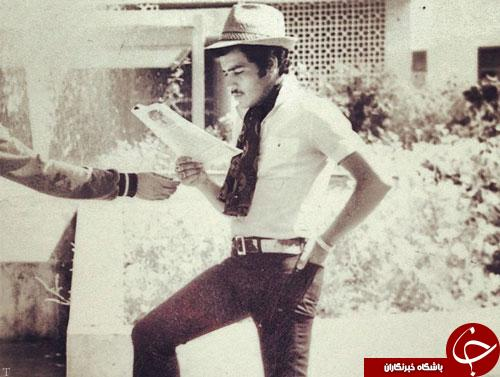 وقتی محمدرضا شریفینیا خیلی لاغر بود +عکس