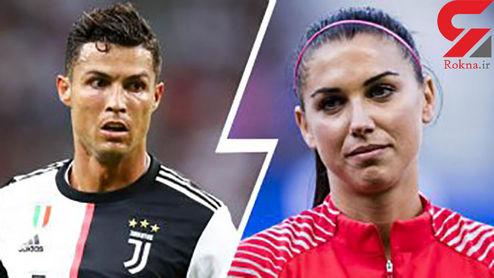 واکنش زن حاشیهساز به تبرئه شدن فوتبالیست معروف +عکس