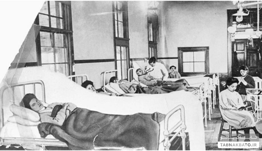 بیماریهای کشنده جنگ جهانی اول