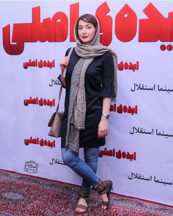 اولین حضور هانیه توسلی پس از ممنوع التصویری + عکس