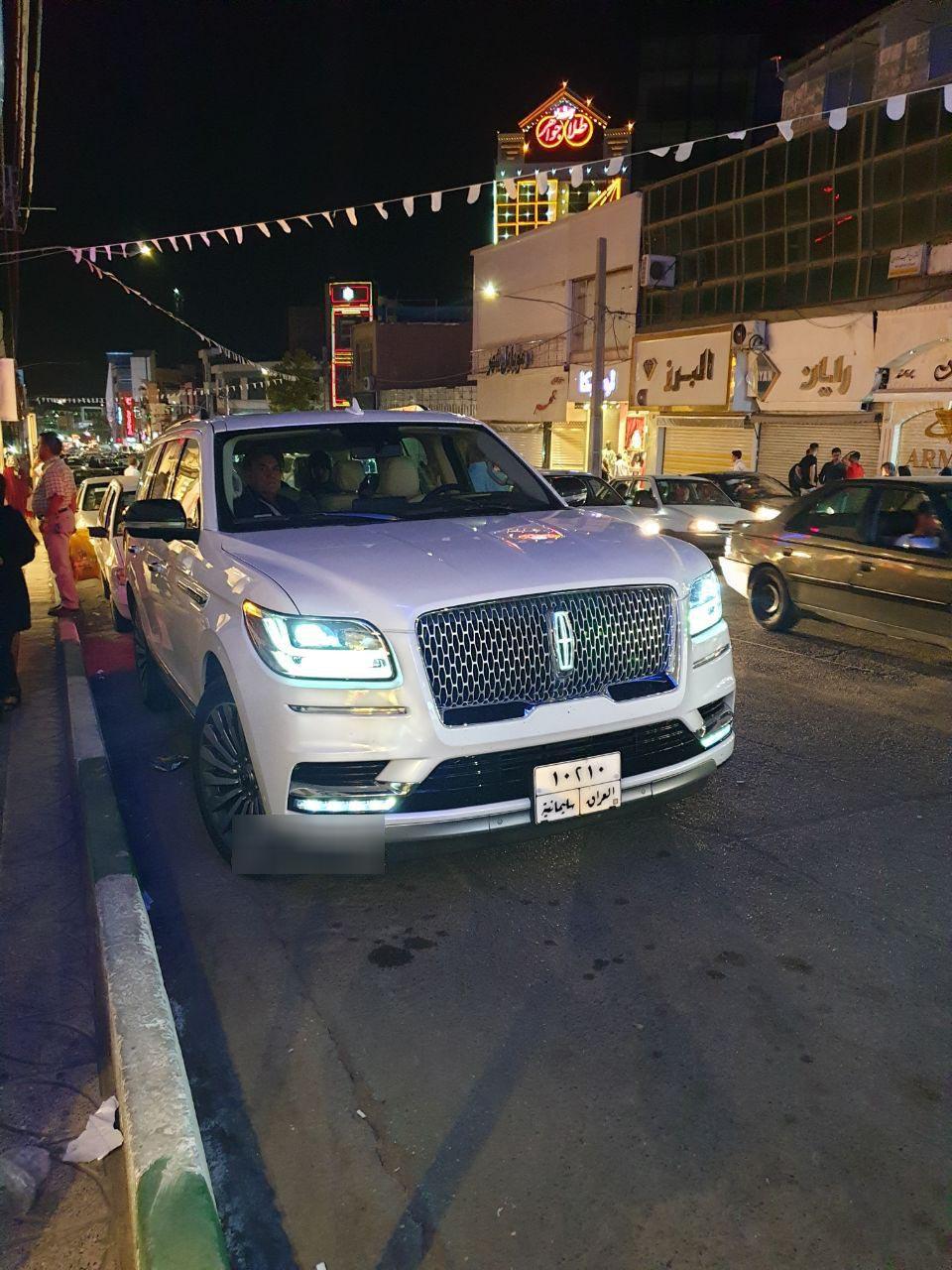 بهترین SUV آمریکایی در خیابان های ایران+ عکس