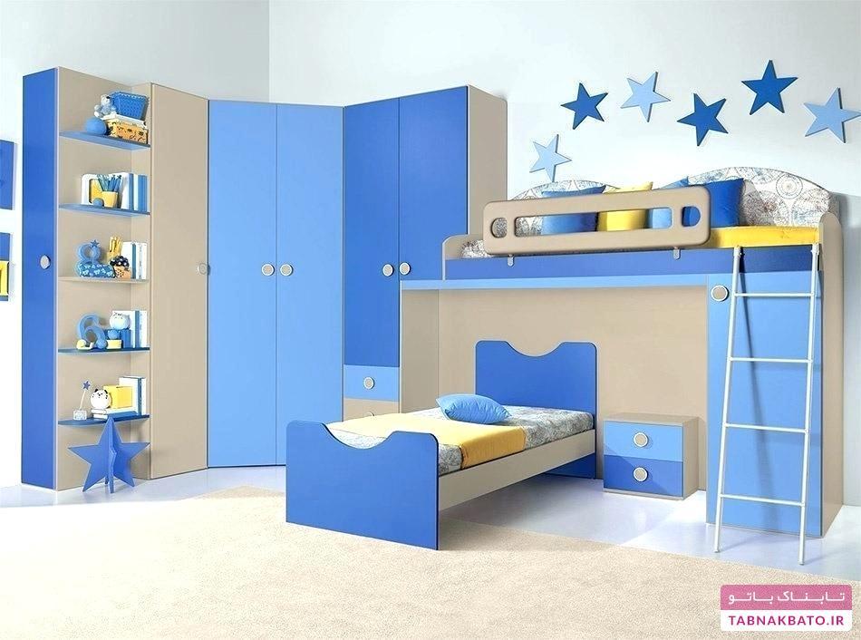 ایدهای مناسب و کابردی برای اتاق خواب مشترک کودکان