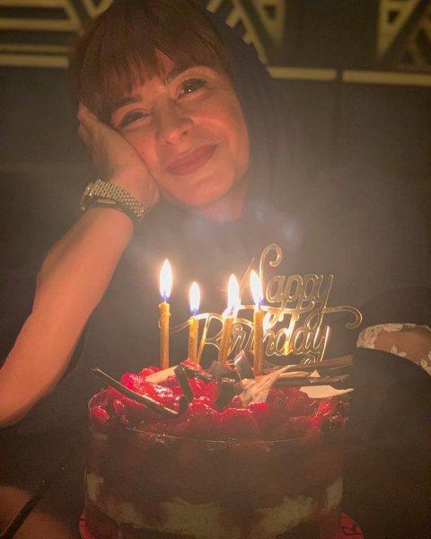 سیما تیرانداز در سالروز تولدش +عکس