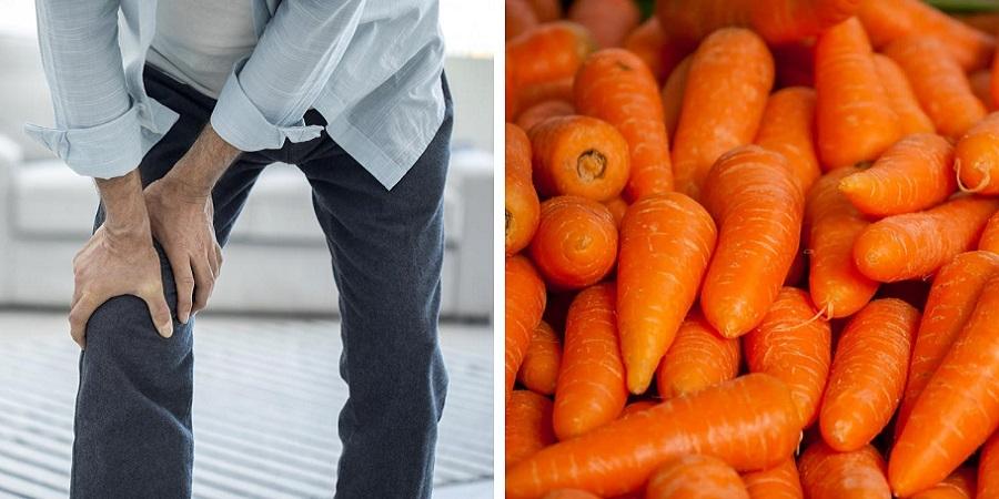 ۱۱ ماده غذایی معجزه بخش برای رفع زانو درد
