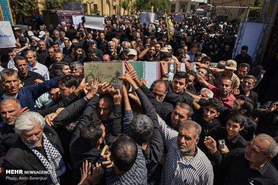 راهپیمایی آمران به معروف در شیراز+عکس