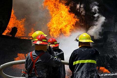توانایی خارق العاده آتش نشانهای آمریکایی
