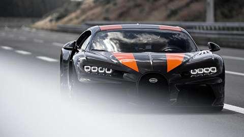 ثبت رکورد سرعت ۴۹۰ کیلومتر در ساعت