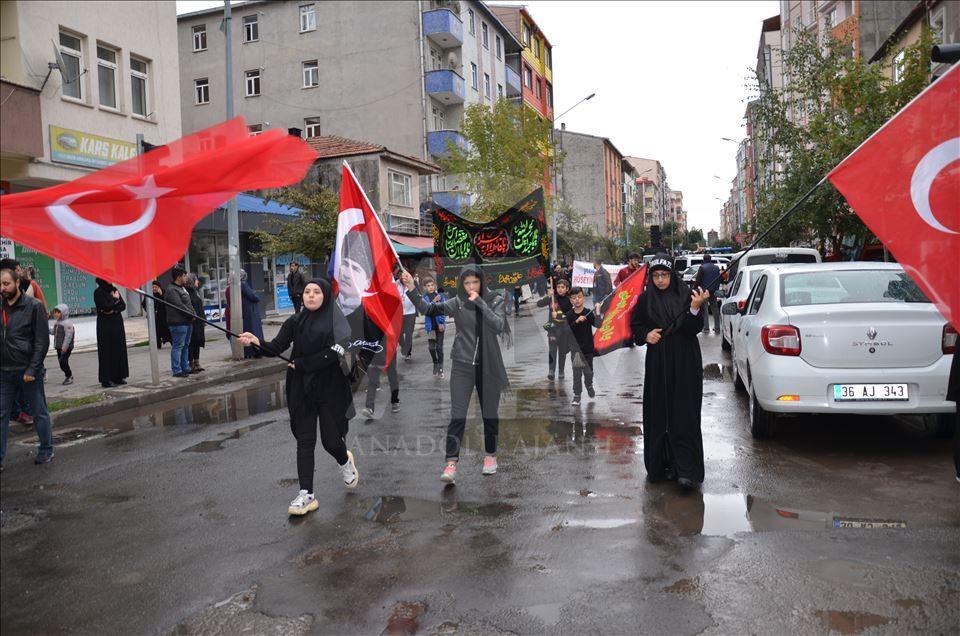 عزاداری عاشورا در ترکیه