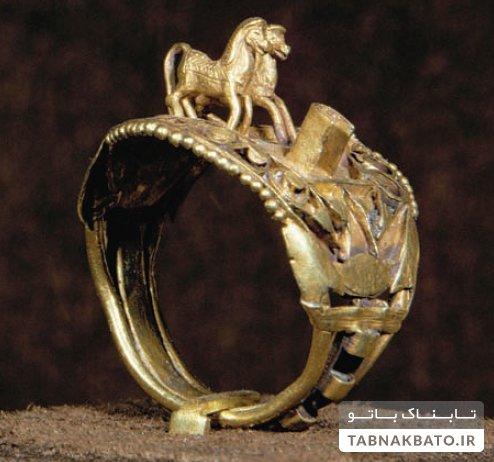 ماجرای انگشتر طلایی فرعون رامسس دوم