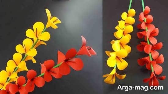 آموزش گلسازی آسان در منزل برای تهیه چند گل زیبا و ساده